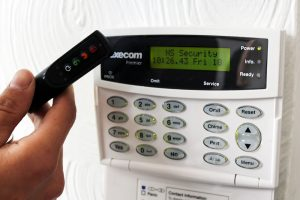 NS Security Alarm Fob