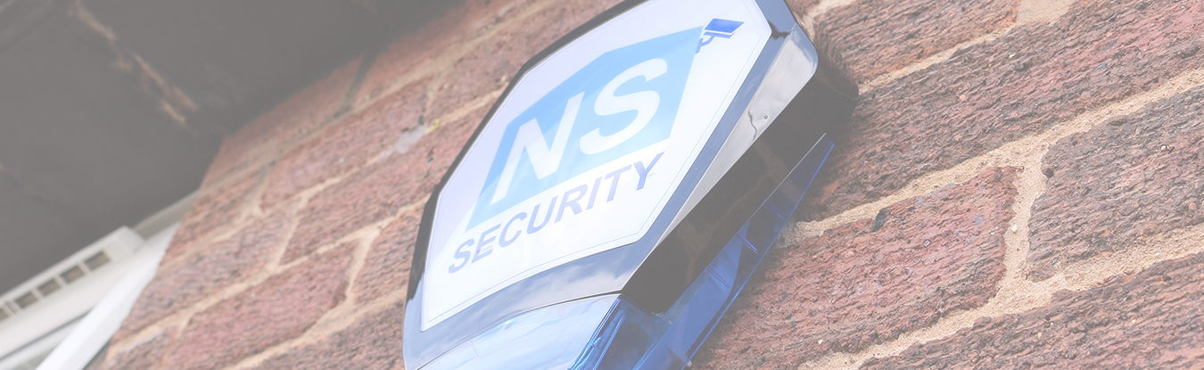 NS Security Alarm System Fitted